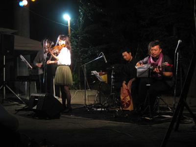 葛西神社宵祭り2