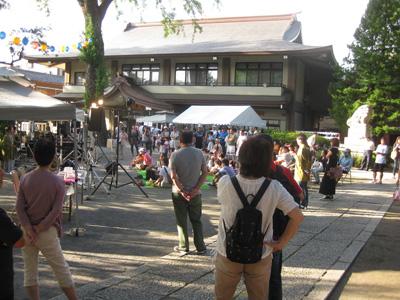 葛西神社宵祭り